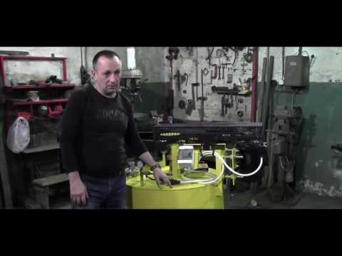 видео: Установка для пенобетона БАС 200