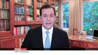 Opportunity has passed for Arab party to join Israel's governemnt. Jonathan Sacerdoti on BBC News
