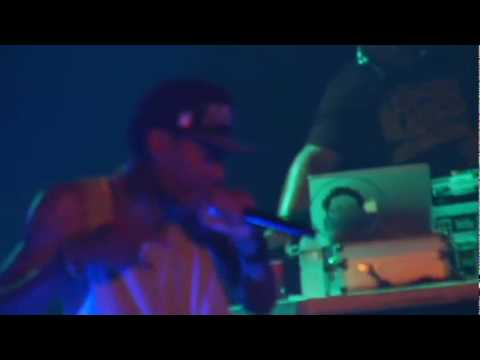 Wiz Khalifa at Music Farm Charleston SC - 3
