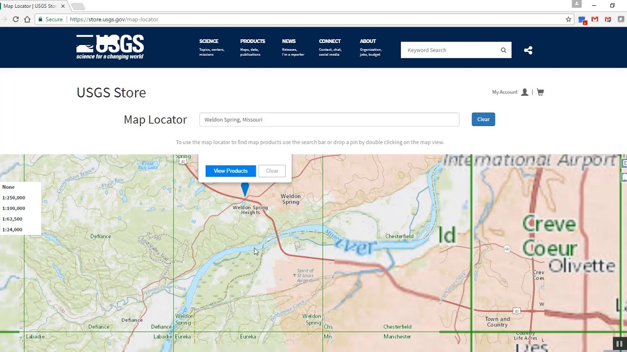 Lesson 9a Accessing US Topo and Historical USGS Topographic Maps