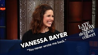 Vanessa Bayer Shares An Email She Wrote Stephen 13 Years Ago thumbnail
