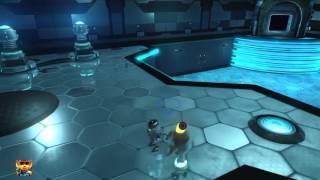 """Ratchet & Clank (PS4) - """"The Phoenix"""" puzzle #2"""