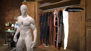 The amazing spiderman PC mods new costum