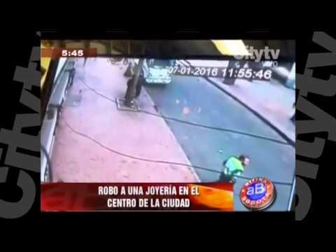 Robo en joyería del centro | CityTv | Arriba Bogotá | Enero 8