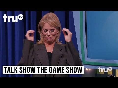 Talk Show the Game Show - Bonus Game: Larry, Larry Quite Contrary with Cheryl Hines | truTV