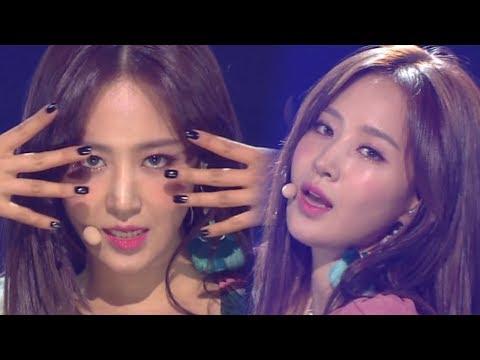 YURI(유리) - Into You(빠져가) @인기가요 Inkigayo 20181014