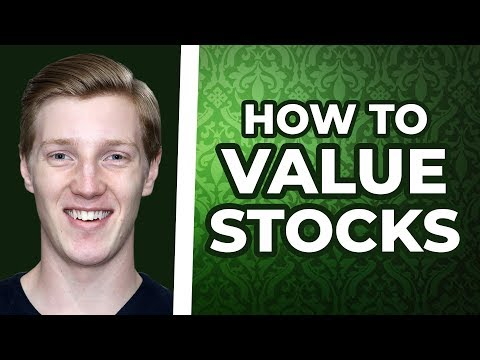 Best Way to Value a Stock - Finding the Numbers (Part 1)