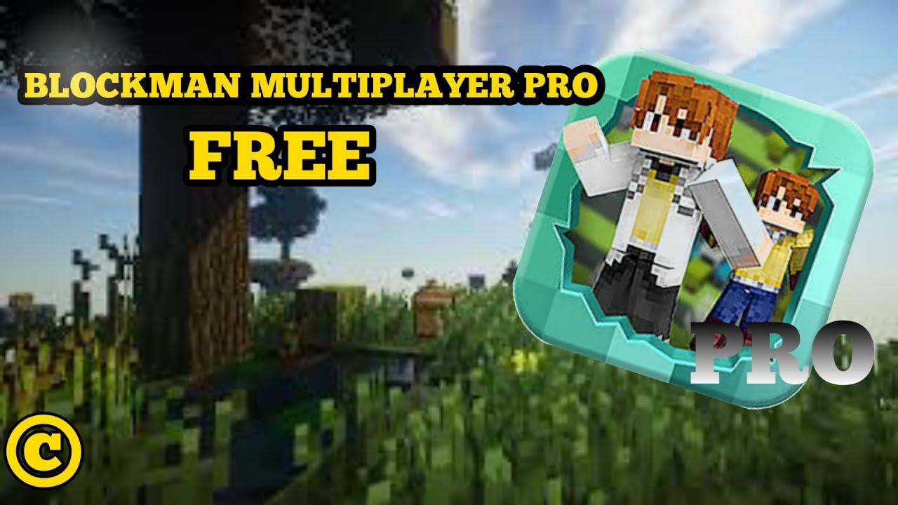 blockman multiplayer for mcpe mod apk