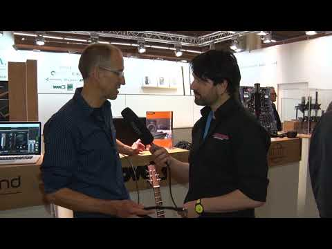 Vovox Sonorus XL high-end instrument cable Musikmesse | Prolight+Sound 2018 (english)