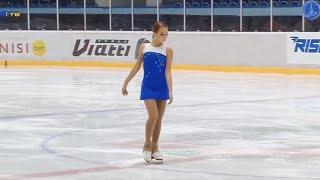 Елизавета НУГУМАНОВА - Кубок России 4-й этап  Жeнщины, MC - Кп - 9 ноябрь 2018