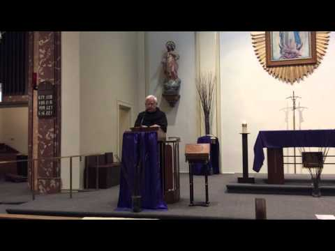 February 2016 Solemn Novena Service at the National Shrine of St. Jude