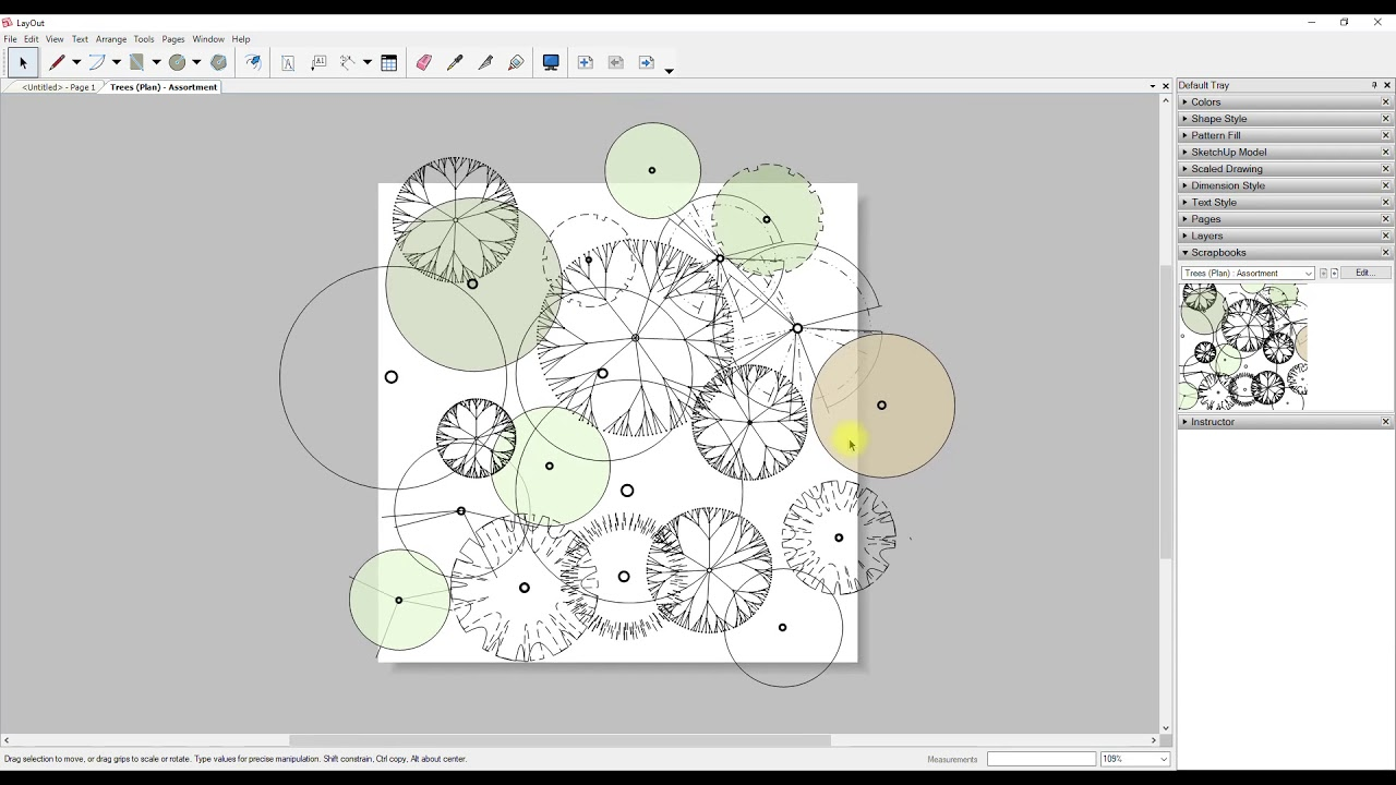Layout for SketchUp - Scrapbook