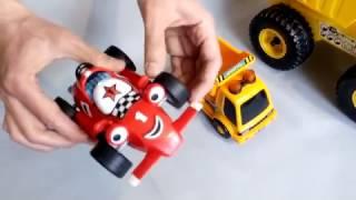 Обзор на оригинальные детские игрушки машинки из Америки