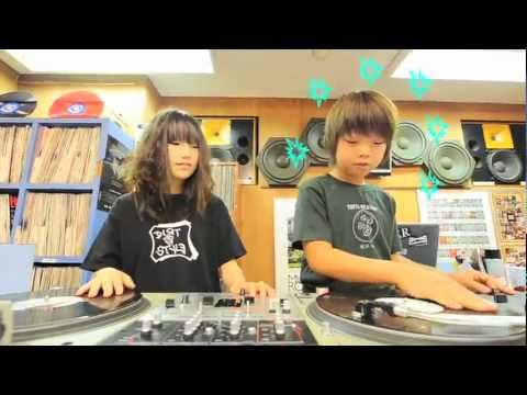 "Manhattan Records ""The Exclusives"" KIDS HITS 50【DJ SARA & DJ RYUSEI】"