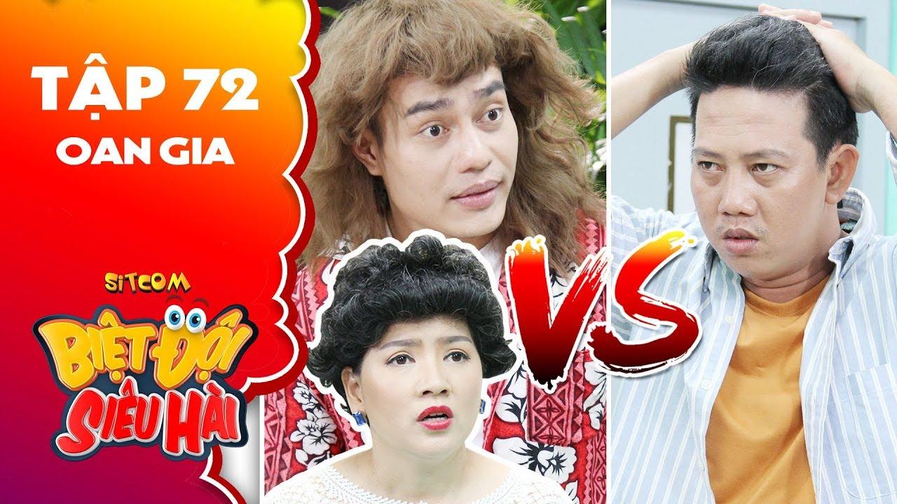 Biệt đội siêu hài |tập 72-Tiểu phẩm: Lê Dương Bảo Lâm đánh nhau với ba vợ vì hiểu lầm của Ngọc Trinh