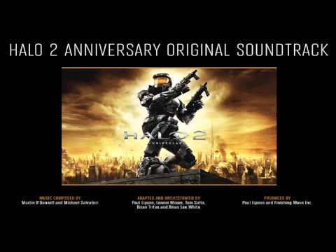 Halo 2 Anniversary OST - CD1 - 18 Genesong (feat. Steve Vai) (1080p)