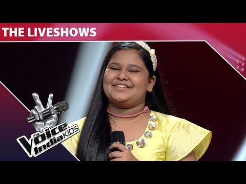 Sneha Shankar Performs On Der Naa Ho Jaaye Kahin  | The Voice India Kids | Episode 21