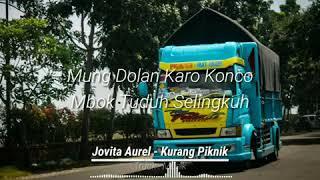 Jovita Aurel Kurang Piknik Cocok Buat Status WA