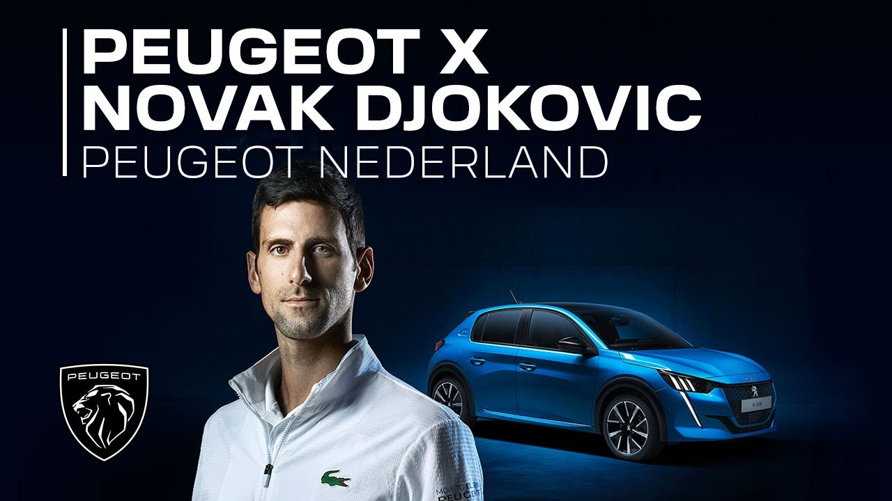 Peugeot: Novak Djokovic - Unboring the Future