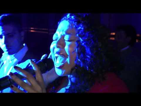 Nicola Simone feat Wendy D Lewis @ GLASS Discoteque Pescara (Italy)