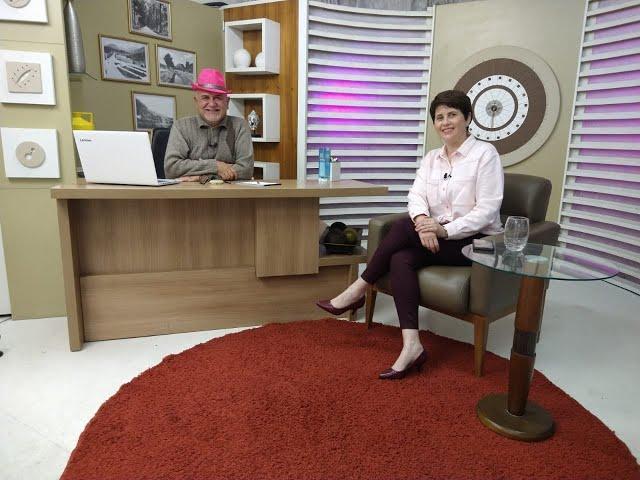 02-03-2020 - CIDADE REAL - LUCIANA FERRAZ - JORNALISTA E DIRETORA DA TV ZOOM