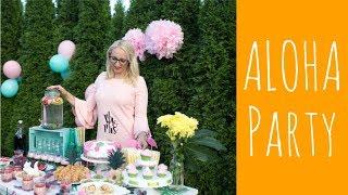 Aloha Party - Impreza z okazji naszej 14 Rocznicy Ślubu | Ugotowani tv HD mp4