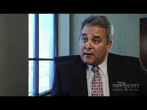 Ft. Lauderdale Law Firm Tripp Scott (South Florida) Dennis Smith Bio