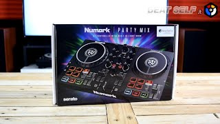 NUMARK Party Mix MkII - Unboxing