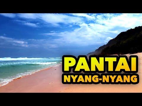 PANTAI NYANG NYANG BEACH - TRAVEL BALI INDONESIA VIDEO BLOG #47
