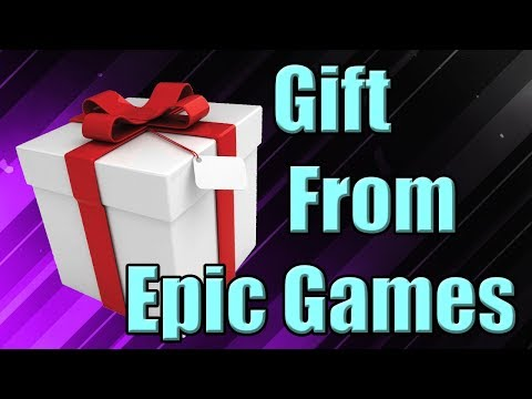 Fortnite - Huge Gift Box From Epic Games For Max Commander Level Players! (Fortnite Save The World)