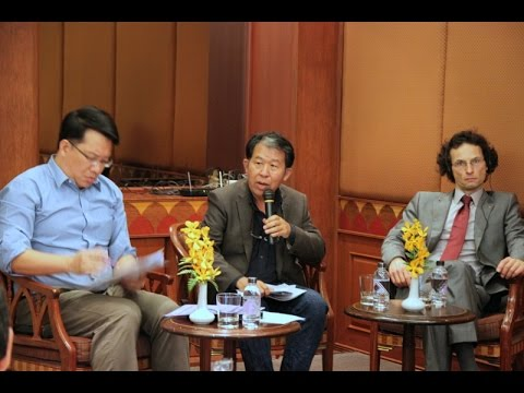 "Panel Discussion: ""Social Market Economy for Thailand"" : Mr. Matthias Schäfer"