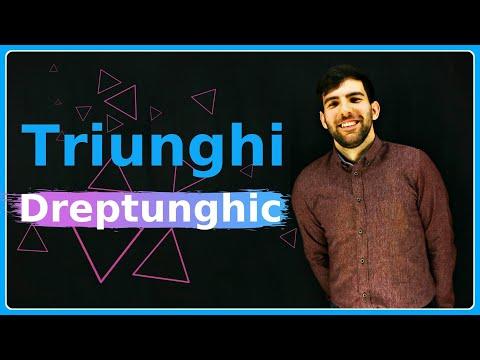Cum Aflăm Laturile Unui Triunghi Dreptunghic? | Examen.md