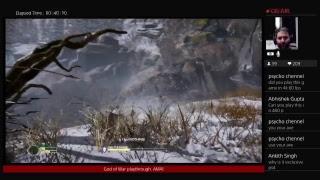 God of War Gadgets 360 Live PS4 Broadcast