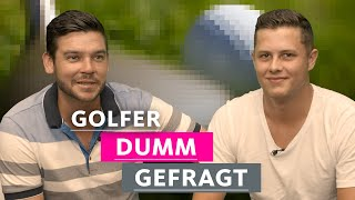 Golfer sind alle reich!  | 1LIVE Dumm Gefragt