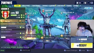 PLAYING FORTNITE WITH SUBSCRIBERS! (JOIN QUICK)