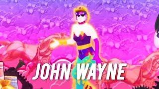 Just Dance 2018 - John Wayne Full Gameplay (Gamescom 2017)