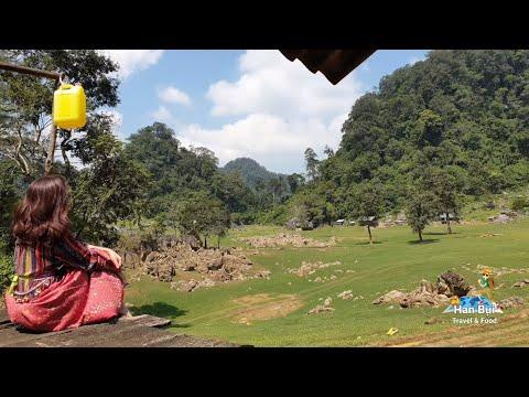 Trekking Mộc Châu P.2: Hành trình Làng Nguyên Thủy (Hang Táu) cực hot |Du lịch Mộc Châu #5