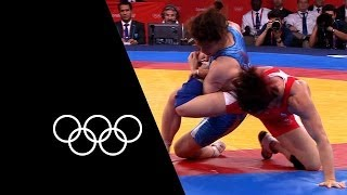 Olympic Wrestling's Incredible Record Holders | Olympic Records