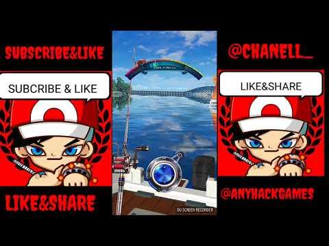 Fishing Hook (Kail Pancing) MOD APK!! Link Apk Di Deskripsi