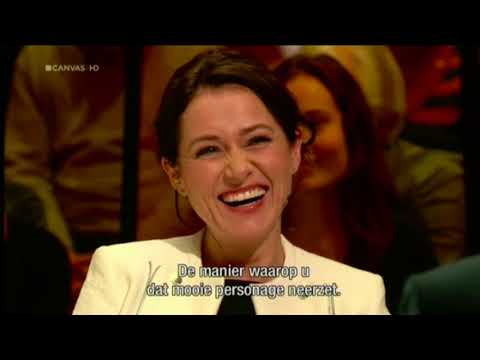 Canvas. Sidse Babett Knudsen. 28th February 2013