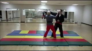 """""""Punching In"""" Kempo adult class martial arts (5-21-19)"""