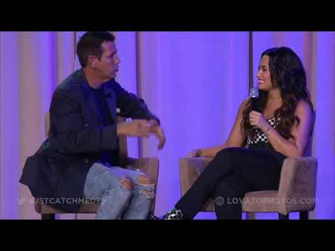 Demi Lovato interviewed at Radio Show's Music & Mimosas - September 8, 2017