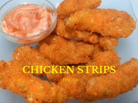 How to make chicken strips Nude Photos 52
