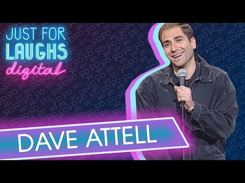 Dave Attell Stand Up – 1994
