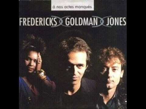 Frederick Goldman Jones - A nos actes manqués (Paroles)
