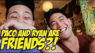 PACO AND RYAN BECOME THE BEST OF FRIENDS! (at vidcon)