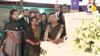 Rev. Mathew Melakuttu Mathew | Funeral Service