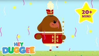 Show Time with Duggee! - 20 Minutes - Duggee's Best Bits - Hey Duggee