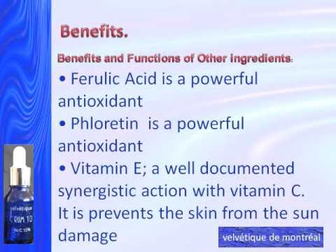 vit c serum benefits for skin