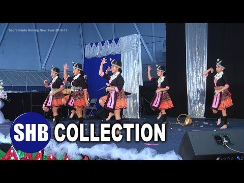 SUAB HMONG COLLECTION:  Dancing Competition Collection From 2017 Sacramento Hmong New Year